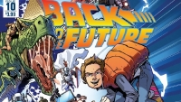 'Back to the Future #10:' Advance Comic Book Review