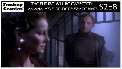 The Future Will Be Carpeted: An Analysis of 'Deep Space Nine (S2E8)'