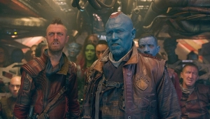 Saturn Awards 2018: Michael Rooker Talks with Fanbase Press on the Importance of Two Limes