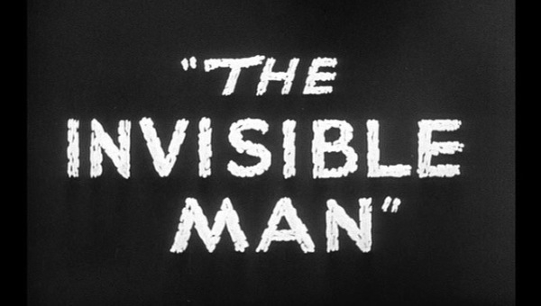 Fanboy Comics' Scariest: 'The Invisible Man'