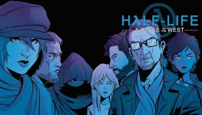 Fanbase Press Interviews Ross Joseph Gardner on the Comic Book Series, 'Half-Life: A Place in the West'