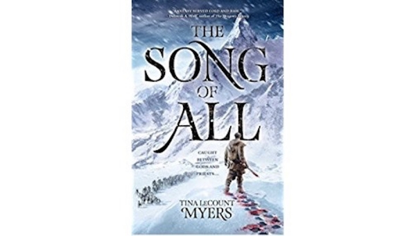 Fanbase Press Interviews Author Tina LeCount Myers on Her Book, 'The Song of All'