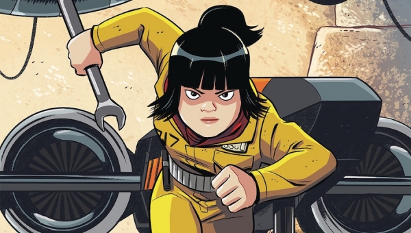 'Star Wars Adventures #6:' Advance Comic Book Review