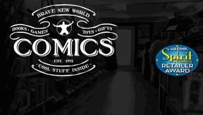 Join Fanbase Press for a 'Hero Hotel' Signing at Brave New World Comics
