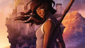 'The Legend of Korra: The Art of the Animated Series - Book Three: Change' - Advance Hardcover Review