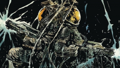'Aliens: Resistance #2:' Comic Book Review (BFF Bug Crushers)