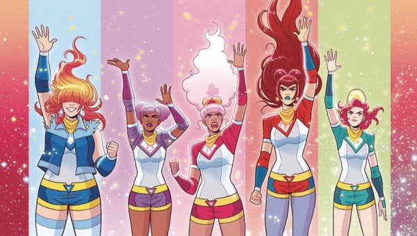 'Zodiac Starforce: Cries of the Fire Prince #1' - Comic Book Review