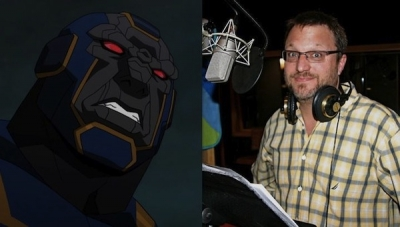 Steve Blum Talks Darkseid in 'Justice League: War'