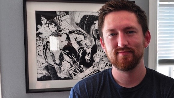 Kyle Higgins Discusses Writing 'Power Rangers' with Fanboy Comics