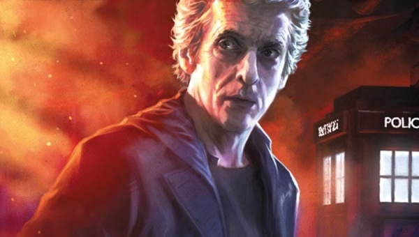 'Doctor Who: The Twelfth Doctor #2.7' - Comic Book Review