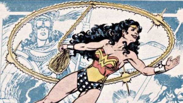 Wonder Woman Wednesday: A Question of Costume