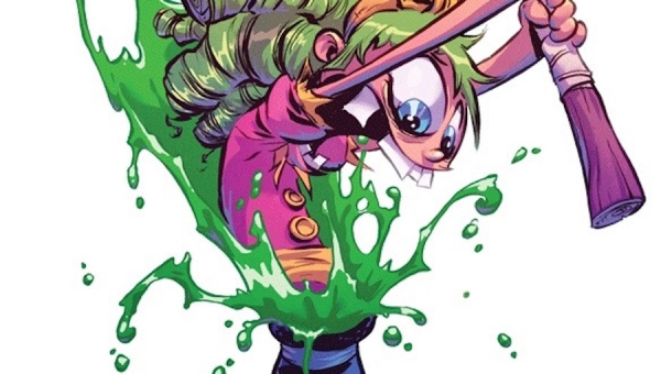 'I Hate Fairyland #9:' Comic Book Review