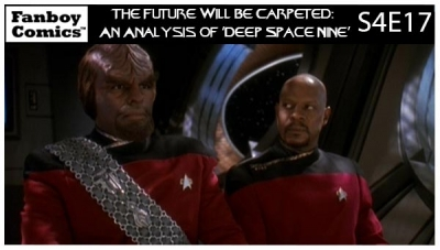 The Future Will Be Carpeted: An Analysis of 'Deep Space Nine (S4E17)'