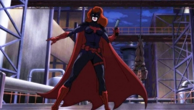 'Batman: Bad Blood' Premiere:  Yvonne Strahovski Brings Batwoman to DC Animated!
