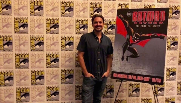 SDCC 2019: Will Friedle on Terry McGinnis and the 20th Anniversary of 'Batman Beyond'