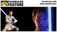 Fanbase Feature: An Interview with Voice-Over Actor James Arnold Taylor of 'Star Wars: The Clone Wars'