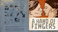 'A Hand of Fingers:' Comic Book Review