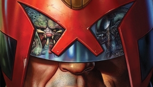 'Predator vs. Judge Dredd vs. Aliens #1:' Advance Comic Book Review (Why Haven't You Already Pre-Ordered This One?)