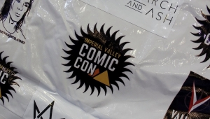 Imperial Valley Comic Con 2020: Fanbase Press Travels to El Centro, CA, with Eisner-Nominated 'Quince' Creator Sebastian Kadlecik