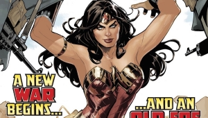 Wonder Woman Wednesday: The G. Willow Wilson Era Begins!