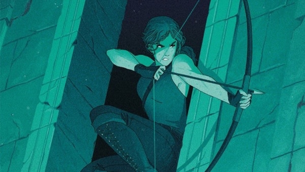 'Tomb Raider: Survivor's Crusade #4' - Advance Comic Book Review