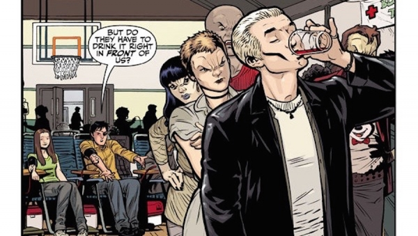 'Buffy the Vampire Slayer: Season 11 #2' - Comic Book Review (Close to Home)