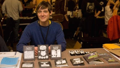 SDCC 2015: Aron Steinke Brings 'The Zoo Box' and Other Stories to an All-Ages Audience