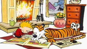 'Imagination and Meaning in Calvin and Hobbes:' Book Review