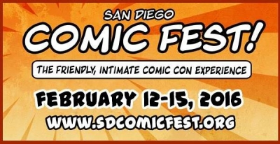 Join Fanboy Comics, 'The Arkham Sessions,' and More at San Diego Comic Fest 2016