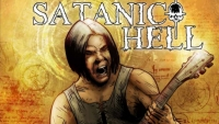 'Satanic Hell #3:' UPDATED Comic Book Review - (Yes, We Are Still Rockin' in Texas)
