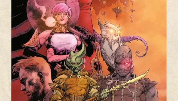 'Seven to Eternity #10:' Advance Comic Book Review