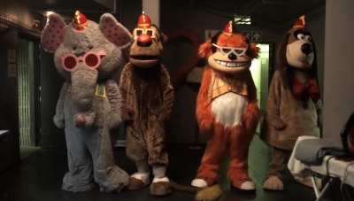 SDCC 2019: Peter Girardi Talks about the New 'Horror-Flavored' Version of 'The Banana Splits'