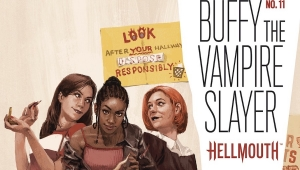 'Buffy the Vampire Slayer #11:' Comic Book Review