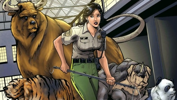 'Creature Cops: Special Varmint Unit #1' – Advance Comic Book Review