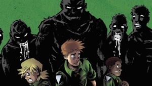 SDCC 2018: Fanbase Press Interviews Michael Tanner on 'Junior Braves of the Apocalypse'