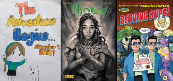 Join Cool Cats for a Comic Book Release Party Featuring Amandla Stenberg, the Yuan Twins, and More!