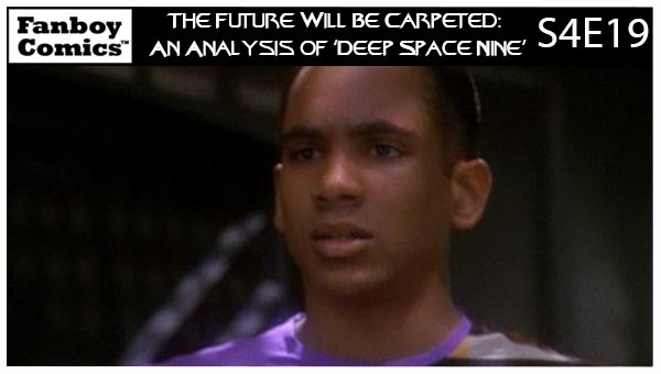 The Future Will Be Carpeted: An Analysis of 'Deep Space Nine (S4E19)'