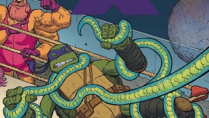 'TMNT Dimension X #4:' Advance Comic Book Review