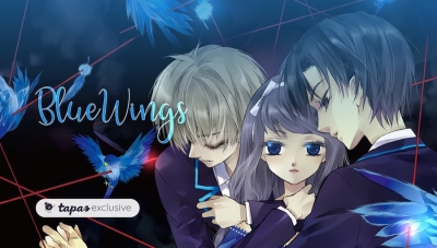 Fanbase Press Interviews Tapas Media's Lindsey Li on the US Release of 'Blue Wings'