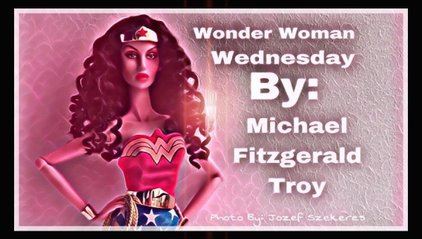 Wonder Woman Wednesday: An Interview with Artist and Doll Maker Jozef Szekeres