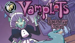 Halloween ComicFest 2018: Advance Reviews of Action Lab's Comic Book Offerings!