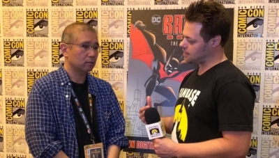 SDCC 2019: Producer Glen Murakami on Balancing the Old and the New in 'Batman Beyond'