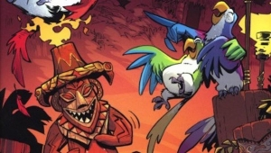 'Enchanted Tiki Room:' Trade Paperback Review