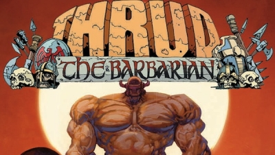 'Thrud the Barbarian:' Hardcover Review