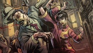 'Anno Dracula 1895: Seven Days in Mayhem #2' - Advance Comic Book Review
