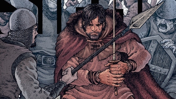 'The Last Siege #3:' Advance Comic Book Review