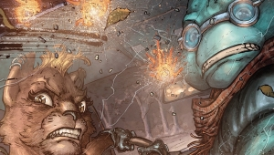 'TMNT Universe #11:' Advance Comic Book Review