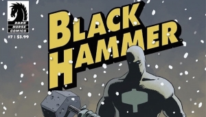 'Black Hammer #7:' Advance Comic Book Review