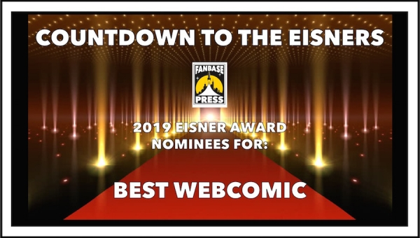 Countdown to the Eisners: 2019 Nominees for Best Webcomic