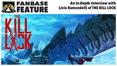Fanbase Feature: An Interview with Livio Ramondelli of IDW's 'The Kill Lock'